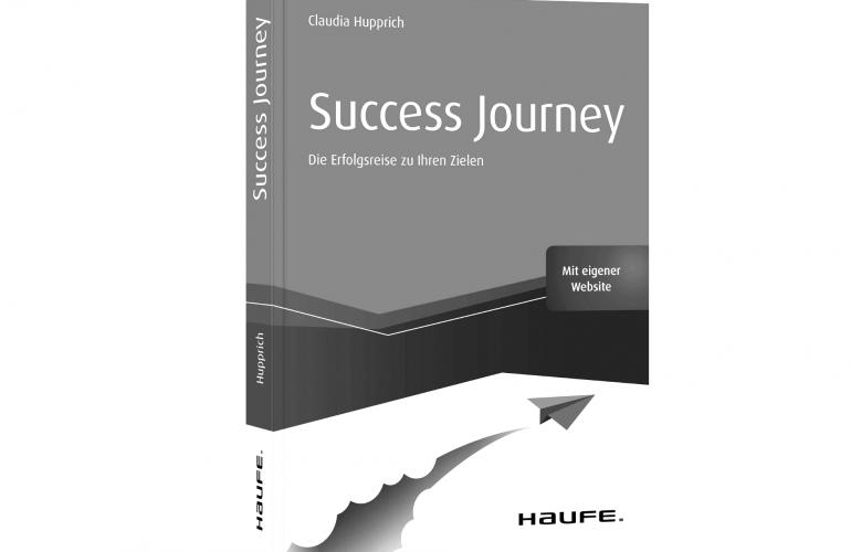 Das neue Buch SUCCESS JOURNEY ist da!