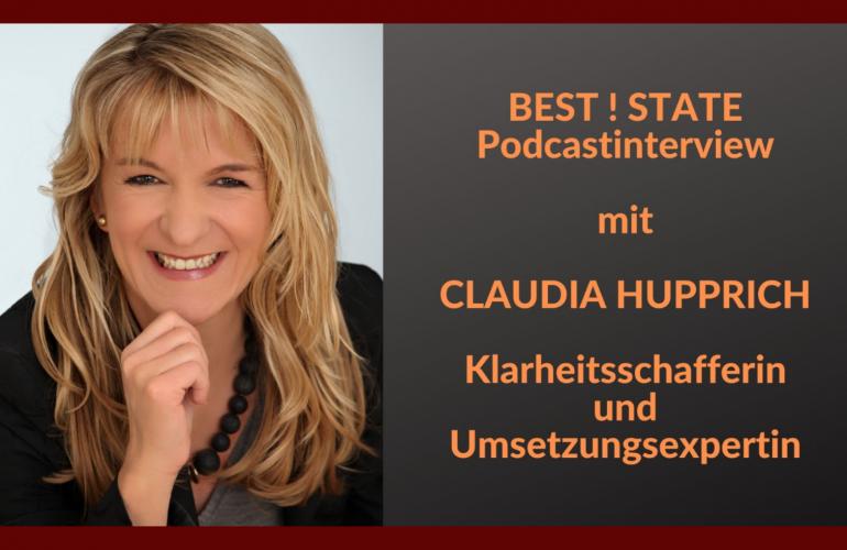 Zu Gast im BEST ! STATE Podcast